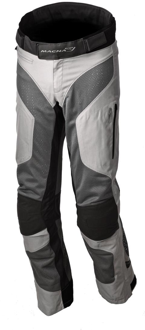 Macna Silicum nyári motoros nadrág (szürke fekete
