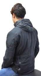Jollisport Prince vízálló szélálló Softhsell kabát