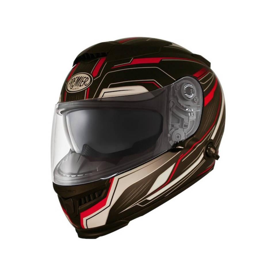 2014f0e0de89 Premier Touran PX9 zárt bukósisak napszemüveggel - PowerBike motorosbolt és  szerviz webshopja