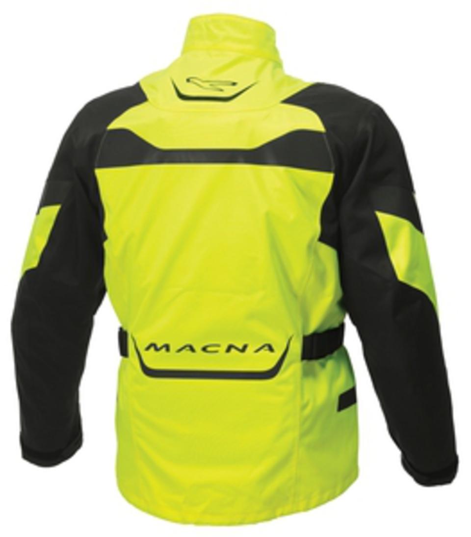 2ceb4a7906a0 MACNA Alert motoros esőkabát (UV sárga) - PowerBike motorosbolt és szerviz  webshopja